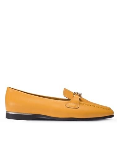 Deery Ayakkabı Hardal